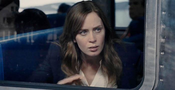 """Confira o primeiro e intrigante trailer da adaptação """"A Garota do Trem"""""""