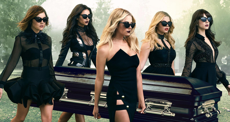 """Pretty Little Liars"" é renovada e sétima temporada ganha data de estreia!"