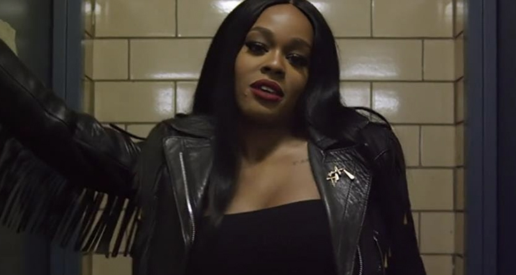 "Azealia Banks toda linda no clipe de ""The Big Big Beat"", da sua mixtape Slay-Z"