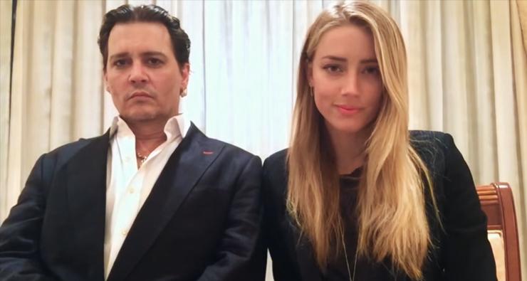 Vaza vídeo de Johnny Depp sendo extremamente agressivo com sua ex-esposa Amber Heard