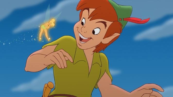 Peter Pan ganhará novo live-action produzido pela Disney