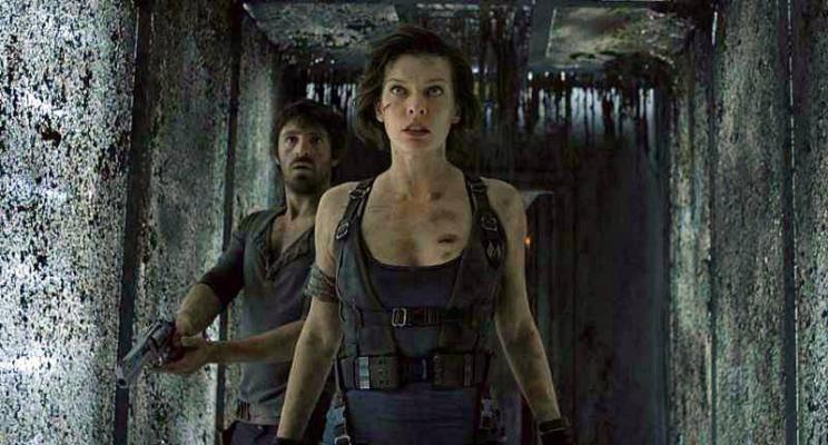"""Veja várias screenshots das cenas do tão aguardado trailer de """"Resident Evil 6""""!"""