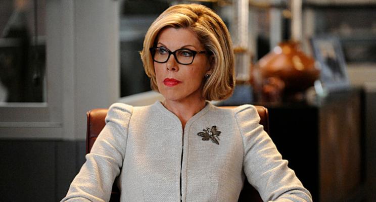 """""""The Good Wife"""" poderá ganhar um spin-off focado em Diane Lockhart!"""