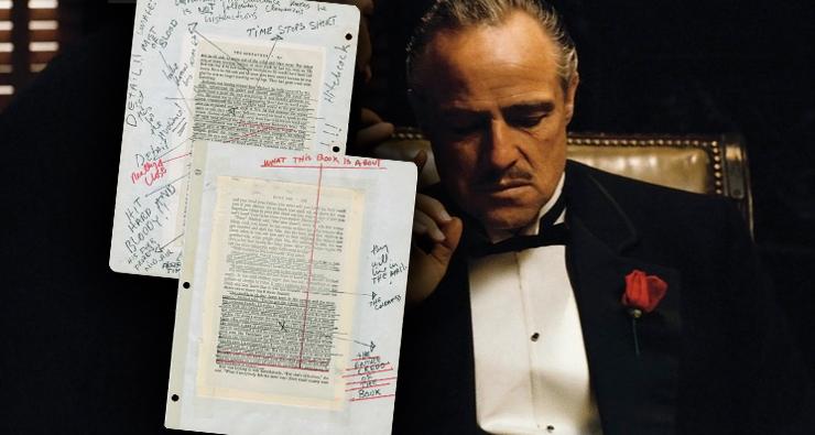"""Diretor de """"O Poderoso Chefão"""" lançará diário de 720 páginas com manuscritos e fotos raras"""