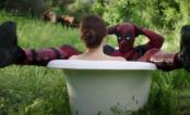 O dia romântico HILÁRIO de Deadpool em comercial inédito do Blu-ray e DVD