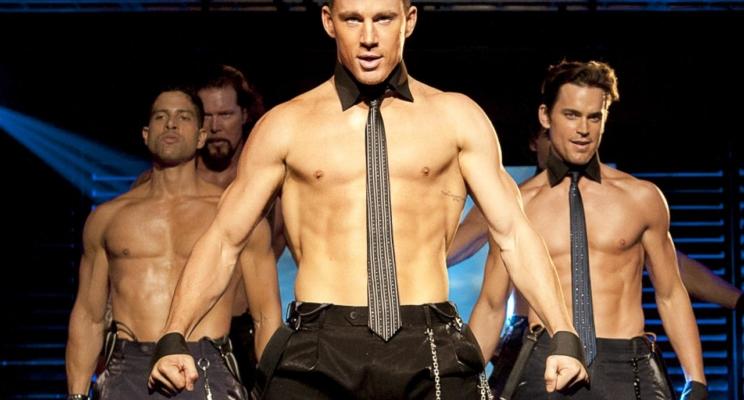 """Channing Tatum anuncia """"Magic Mike Live"""", apresentação ao vivo do filme em Las Vegas!"""