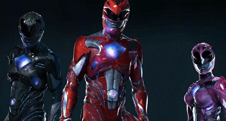 """Se tudo der certo, """"Power Rangers"""" pode ganhar até SETE FILMES!"""