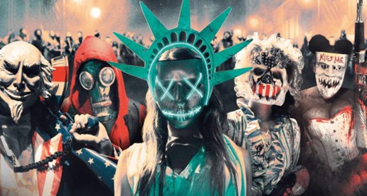 """Morte para todos os lados no novo trailer de """"Uma Noite de Crime 3"""""""