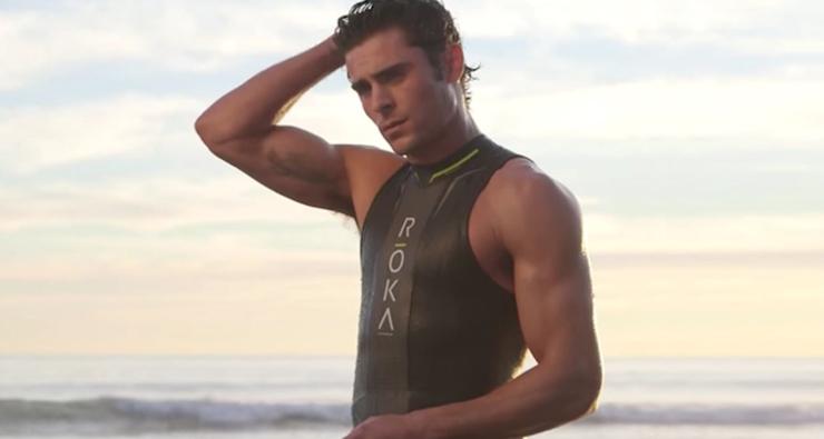 [VÍDEO] Zac Efron nos bastidores de novo ensaio fotográfico para a revista Men's Fitness