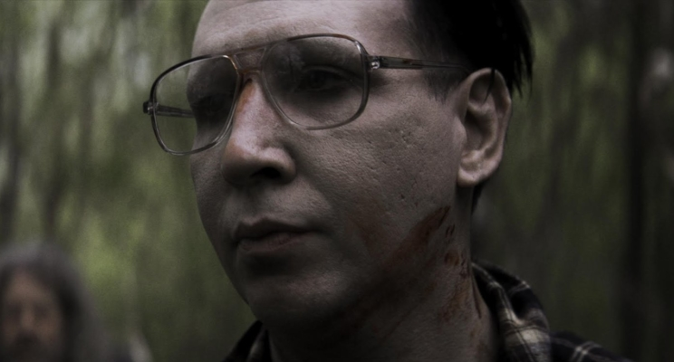 "Marilyn Manson é um assassino no trailer do filme ""Let Me Make You a Martyr"""
