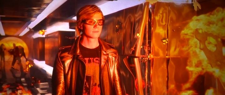 "Confira os bastidores da nova cena do Mercúrio em ""X-Men: Apocalipse"""