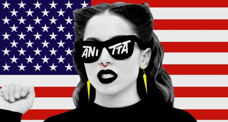 """Anitta aposta em carreira internacional e divulga seu sucesso """"Bang"""" em inglês; ouça!"""