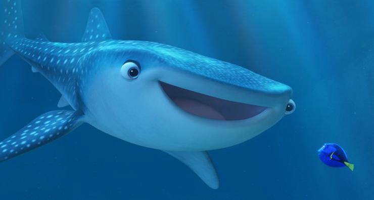 """[ATUALIZADO] """"Procurando Dory"""" terá o primeiro personagem transgênero da Pixar!"""