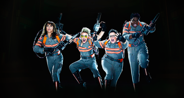 """Agora sim! Reboot feminino de """"Os Caça-Fantasmas"""" ganha seu melhor trailer!"""