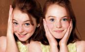 """NOSTALGIA! Lindsay Lohan faz uma visitinha a casa do filme """"Operação Cupido"""" em Londres"""