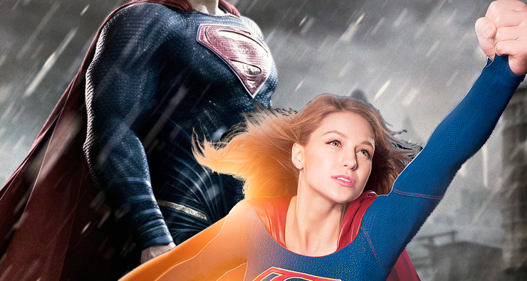 Superman finalmente dará as caras em 'Supergirl'