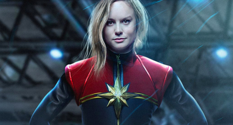 CONFIRMADO! A atriz Brie Larson interpretará a Capitã Marvel!