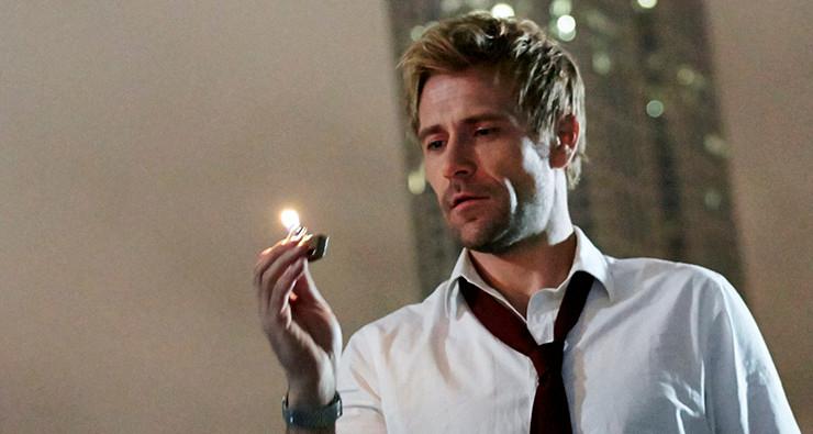 Matt Ryan está de volta como John Constantine, mas não da forma que esperávamos