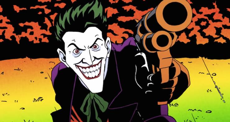 """Se prepare para """"Batman: A Piada Mortal"""" e assista um trailer totalmente fiel aos quadrinhos"""