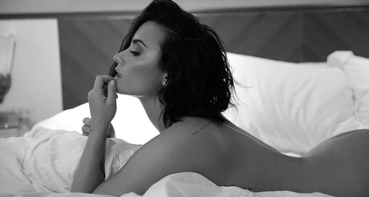 "Ouça ""Body Say"", novo single de Demi Lovato"