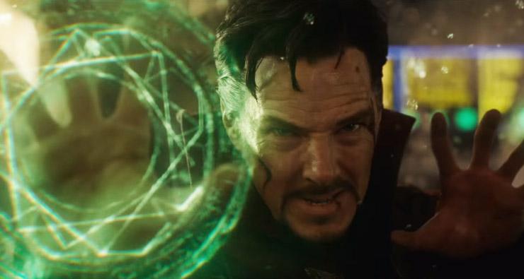"""Saiu o novo trailer de """"Doutor Estranho"""", com Benedict Cumberbatch!"""