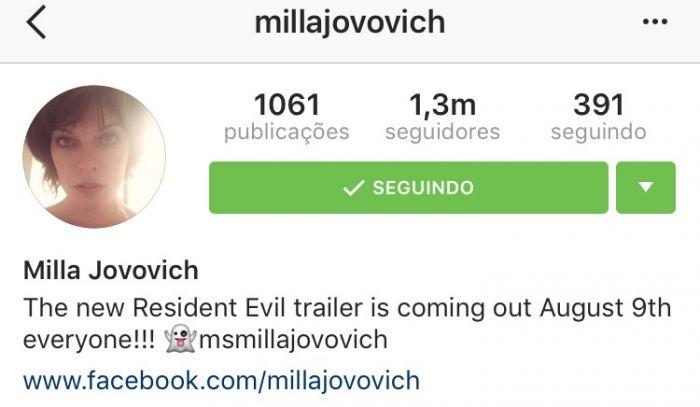 first trailer resident evil