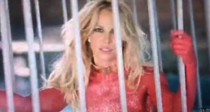 OMG! Já dá para ouvir mais de um minuto da nova música da Britney Spears
