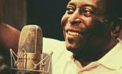 Sabe quem divulgou sua mais nova música? Pelé, isso mesmo... Pelé!