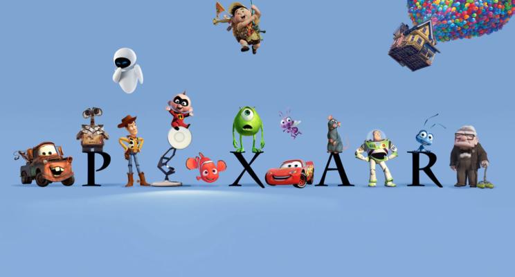 Bateu nostalgia! Veja toda a evolução da Pixar em um único vídeo