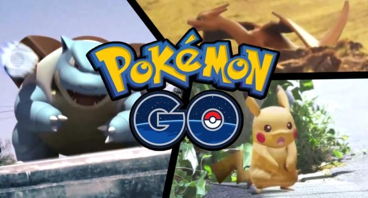 FINALMENTE! Pokemon Go é lançado no Brasil e surpreende os fãs!