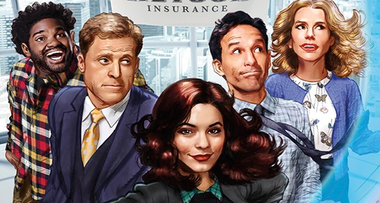 """Vanessa Hudgens está de volta em nova série da NBC; confira o novo pôster de """"Powerless"""""""