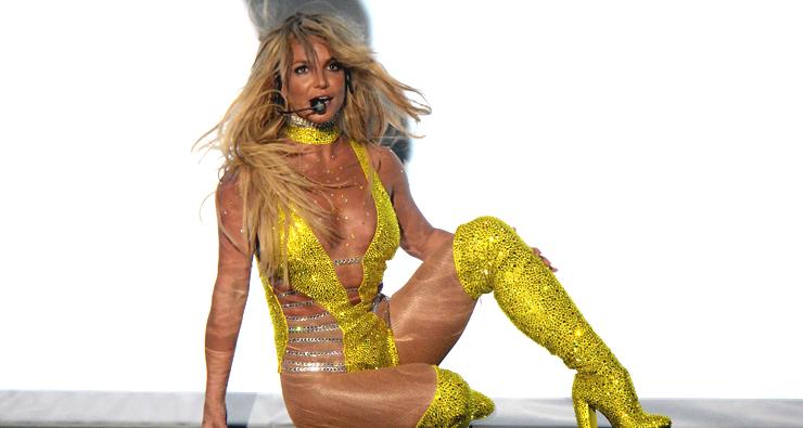 """RCA divulga """"VMA Eazy"""", o remix apresentado pela Britney Spears no VMA 2016; ouça!"""