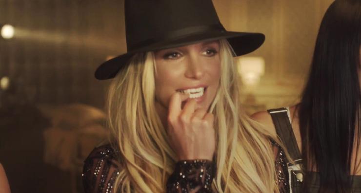 PODERNEY! Em apenas um dia, novo álbum da Britney Spears já é disco de ouro no Brasil