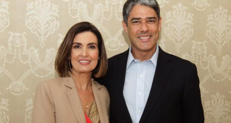 OMG! Fátima Bernardes e William Bonner se separam após 26 anos juntos
