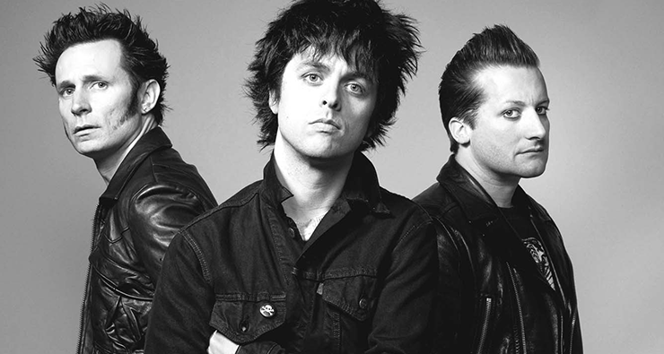 "Ouça ""Bang Bang"", primeiro single do novo álbum do Green Day!"