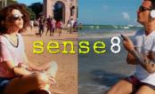 """INCRÍVEL! Fãs brasileiros recriam o clipe de """"What's Up"""" da série Sense 8"""