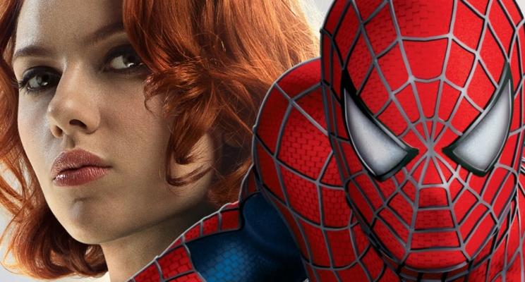 OMG! Viúva Negra poderá aparecer no filme solo do Homem-Aranha