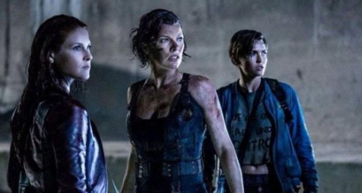 """Assista ao primeiro trailer COMPLETO de """"Resident Evil 6: O Capítulo Final"""""""