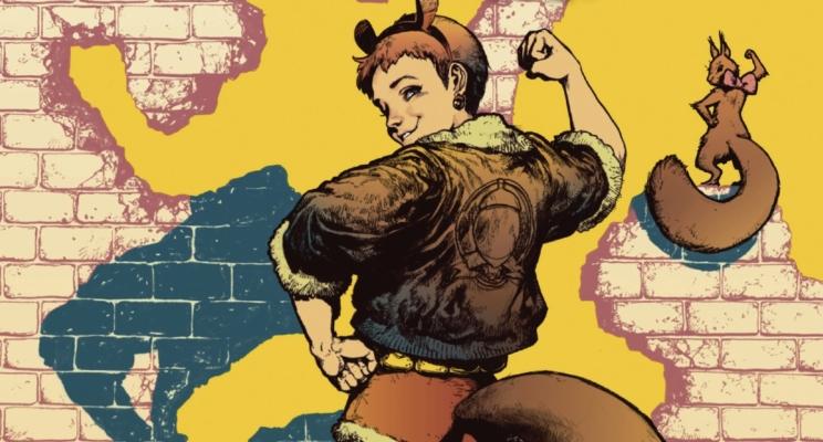 Nova série de comédia da Marvel terá Garota Esquilo como uma das principais personagens