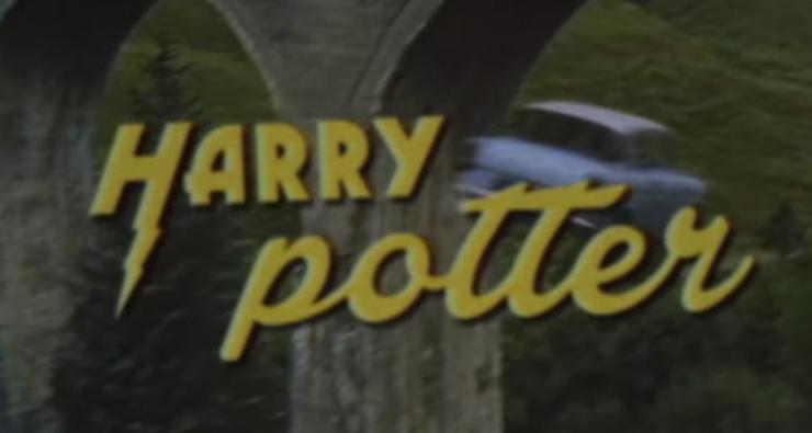 Fizeram um vídeo de Harry Potter como uma sitcom dos anos 90 e ficou incrível!