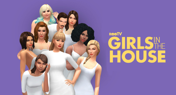 "Netflix bobeou! A websérie ""Girls In The House"" fecha parceria com o canal TNT!"