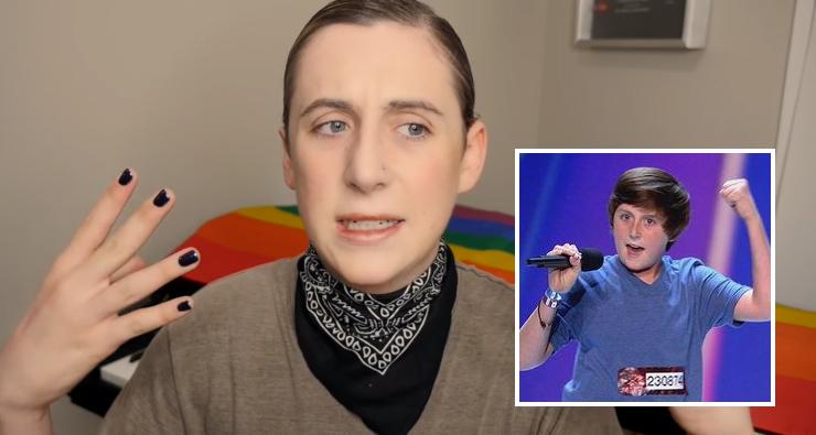 Lembra dele? Trevor Moran encarna a Kim Kardashian e expõe tudo o que passou no X-Factor!