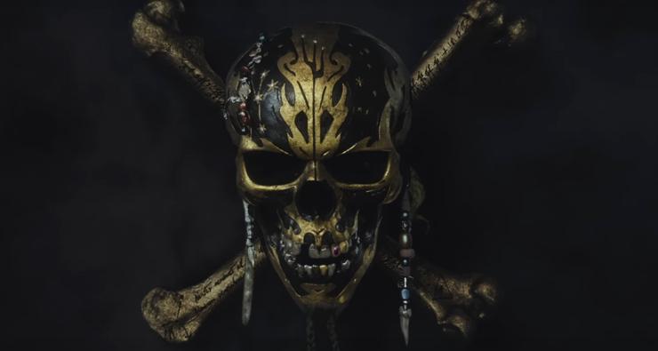 """Saiu o trailer de """"Piratas do Caribe 5: A Vingança de Salazar""""; assista!"""
