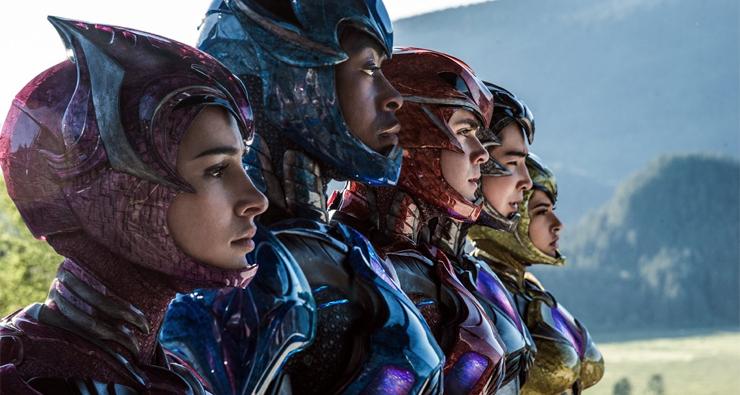 """No melhor estilo """"O Clube dos Cinco"""", veja o primeiro trailer do longa """"Power Rangers"""""""