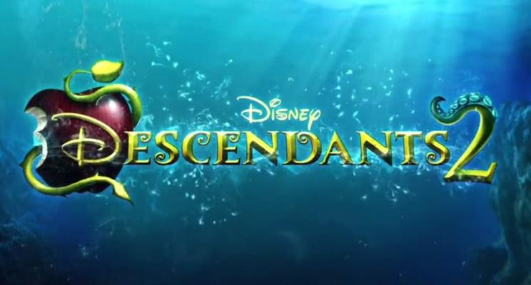 """Confira os visuais dos filhos de Úrsula, Capitão Gancho e Gaston em """"Descendentes 2"""""""
