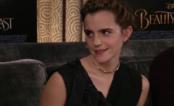 """Atores de """"A Bela e a Fera"""" assistem ao primeiro trailer e conversam sobre o filme; confira!"""