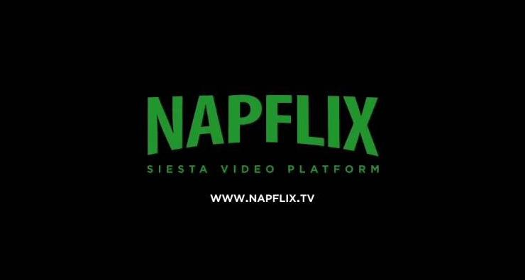 """Espanhóis criam o """"Napflix"""", uma espécie de Netflix para quem só quer dormir"""