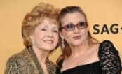 Debbie Reynolds, a mãe de Carrie Fisher, morre um dia depois da filha