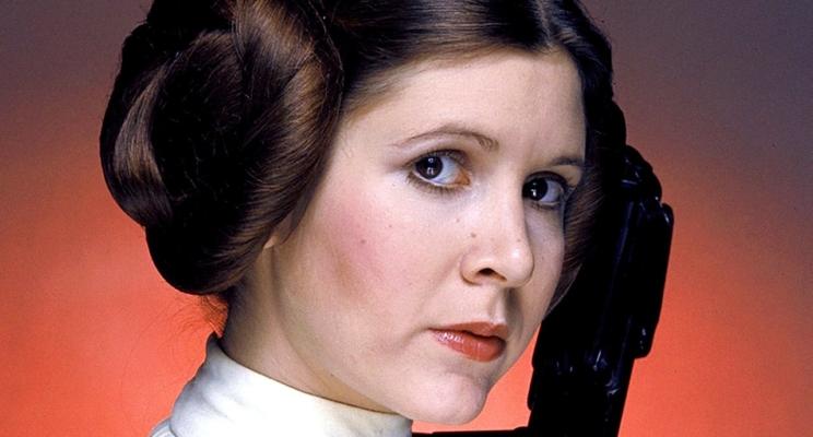 """Carrie Fisher, nossa eterna Princesa Leia de """"Star Wars"""", morre aos 60 anos"""