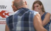 """Youtuber Carol Moreira sofre assédio de Vin Diesel em entrevista: """"Eu estava completamente desconfortável"""""""